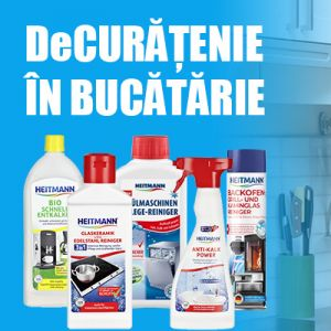 Pachet Curatenie in Bucatarie