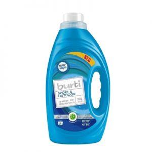 Detergent rufe lichid BURTI pentru haine SPORT 1.45L