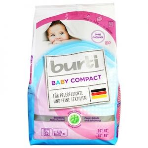 Detergent rufe pudră BABY Compact 0.9 kg