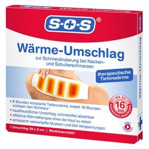 Bandaj termic pentru ameliorarea durerilor de gat umeri si articulatii 1buc