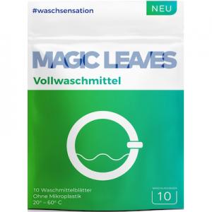 Detergent Magic Leaves pentru rufe albe - formula inovatoare concentrata - 20 bucăti
