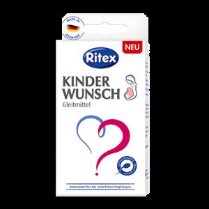 Kinder Wunsch gel lubrifiant de conceptie pentru cei care isi doresc copii