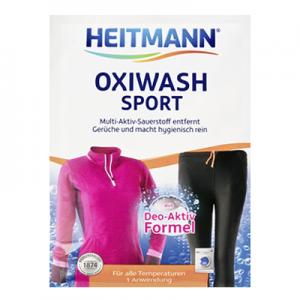 OXY WASH Sport - Aditiv spălare cu efect de dezodorizare 50g