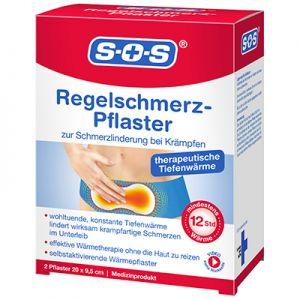Plasture termic pentru amelioarea durerilor menstruale 2buc