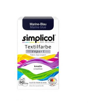Vopsea textile Simplicol expert - Albastru Marin (150 gr)