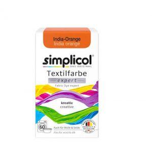 Vopsea textile Simplicol expert - Portocaliu Indian (150 gr)