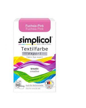 Vopsea textile Simplicol expert - Roz Fucsia (150 gr)
